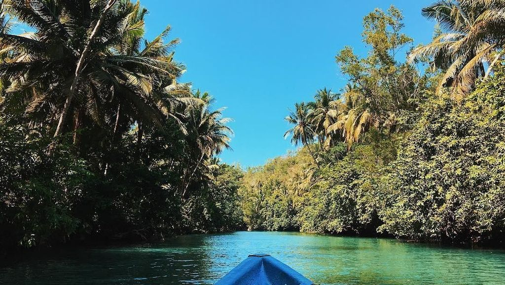 Mudik ke Pacitan, Bisa Main ke Sungai Amazon