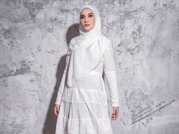 Tips Padu Padan Baju Lama untuk Lebaran. Foto: Instagram/KiabyZaskiaSungkar