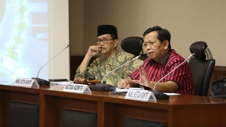 DPD RI Pertanyakan Kesiapan Pilkada Serentak 2018 ke KPU
