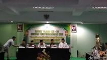 JK hingga Din Syamsuddin Ikut Rapat Pleno MUI