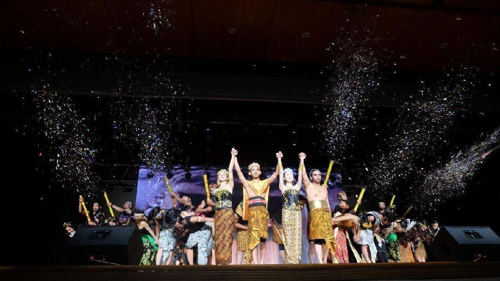 Opera Majapahit Pukau Penonton di China