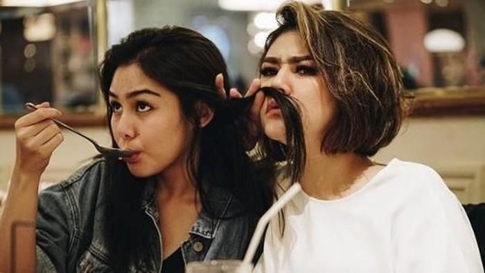 Vanesha Prescilla dan Sissy Priscilla dari instagram.