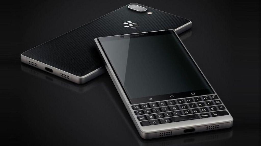 Jelang Dirilis, Spek BlackBerry Key2 Terungkap Lengkap