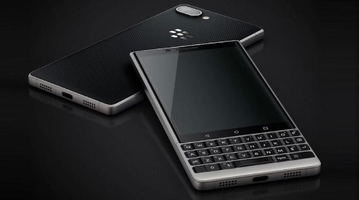 BlackBerry Key2. Foto: twitter.com/evleaks