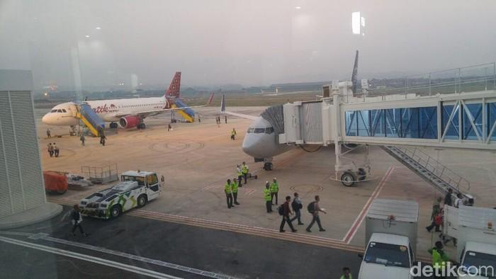 Ilustrasi Bandara Ahmad Yani, Semarang. Foto: Angling Adhitya Purbaya/detikcom