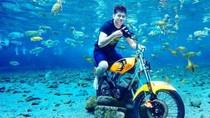Mudik ke Klaten, Harus Foto Underwater di Sini