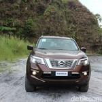 Menguji Ketangguhan Nissan Terra di Medan Off-Road