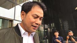 Aziz Syamsuddin soal Tersangka e-KTP: Irvanto Kan Pengurus Golkar