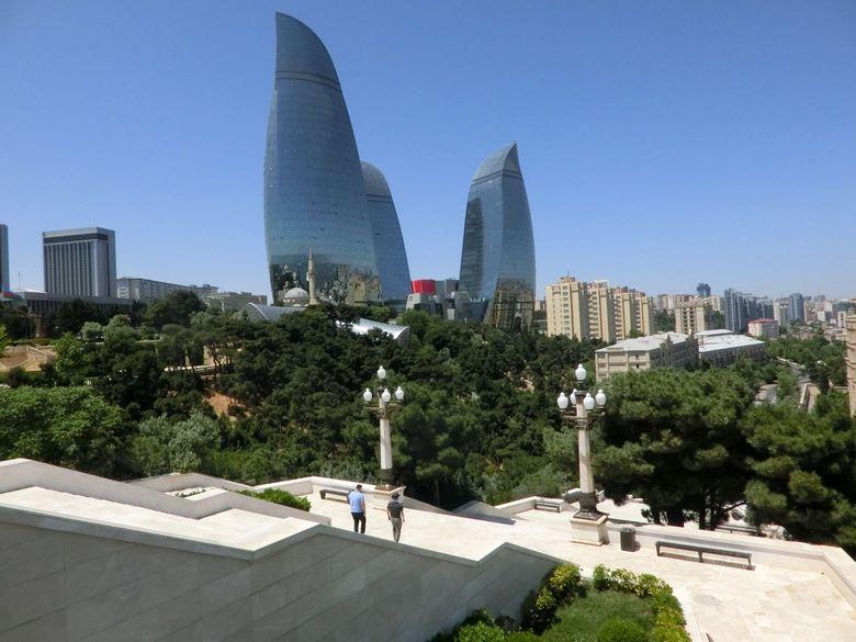 Volume Azan di Azerbaijan Diatur agar Warga Tetap Harmonis