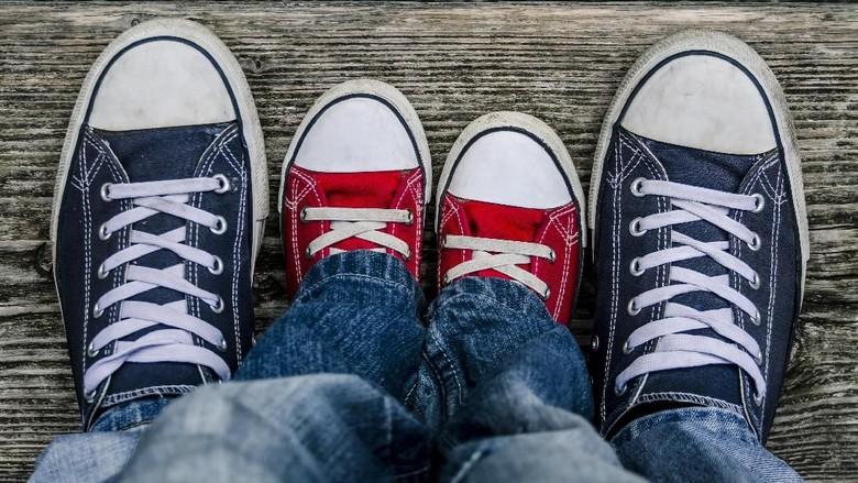 Tips Memilih Sepatu Anak untuk Lebaran/ Foto: Thinkstock