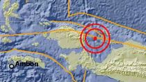 Gempa 5,3 SR Guncang Papua, Tak Berpotensi Tsunami