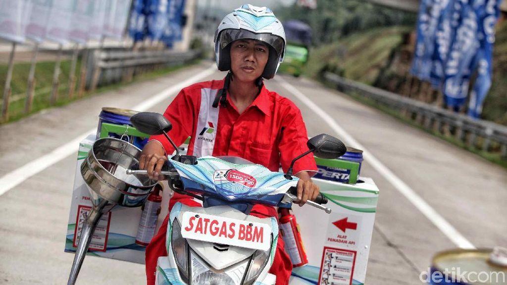Amankan Arus Balik, Pertamina Siagakan SPBU hingga Motor BBM