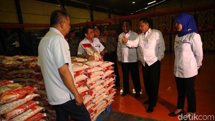 Gudnag Bulog/Foto: Agung Pambudhy