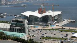 Bahtera Nabi Nuh dan Berkah Minyak di Laut Kaspia
