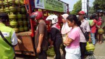 Penyaluran Elpiji Melon untuk Bojonegoro Melebihi Jatah Normal
