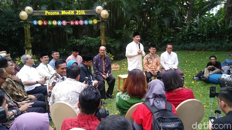 Menteri Pariwisata Arief Yahya (Randy/detikTravel)