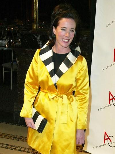 Produk tas Kate Spade habis terjual setelah tewah bunuh diri  Foto: Dok. Getty Images