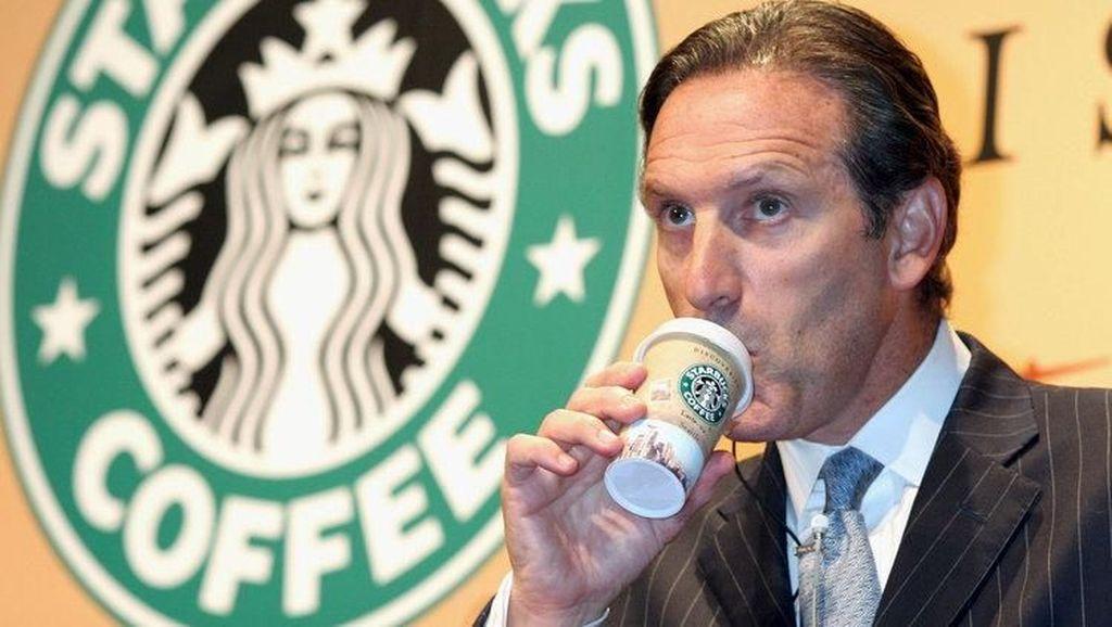 Xi Jinping Kirim Surat untuk Mantan Bos Starbucks, Apa Isinya?