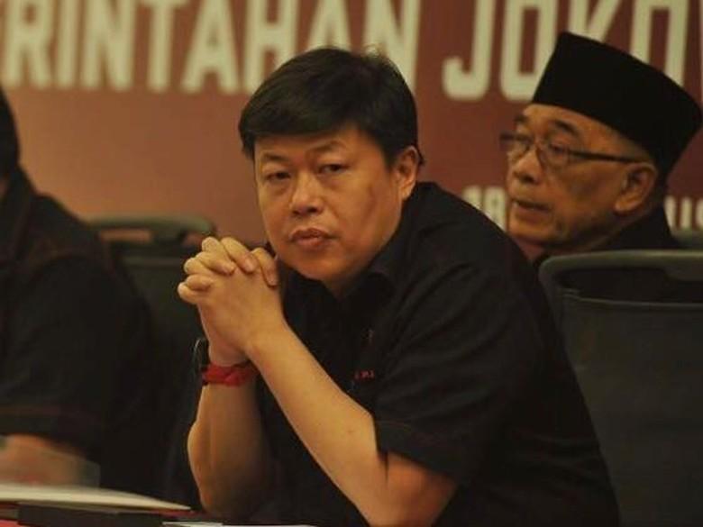 PDIP Soal Kemesraan JK-Anies: JK Bareng Puan Juga Wajar