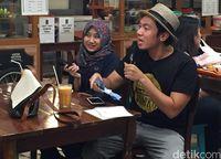 Ini Ekspresi Gembira Mereka yang 'DiTraktir Detikcom' dengan Hadiah Uang Tunai