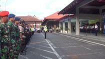 1.456 Orang Diturunkan Jaga Posko Lebaran di Bandara Ngurah Rai