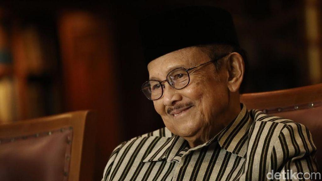 Haru! BJ Habibie Rayakan Wedding Anniversary ke-57 Meski Ainun Tiada