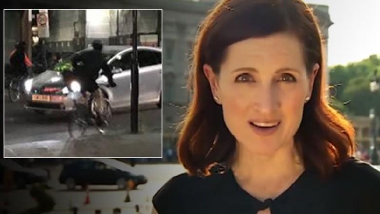 Duh! Kamera TV Rp 264 Juta Dicuri Saat Live di Jalanan Elite London