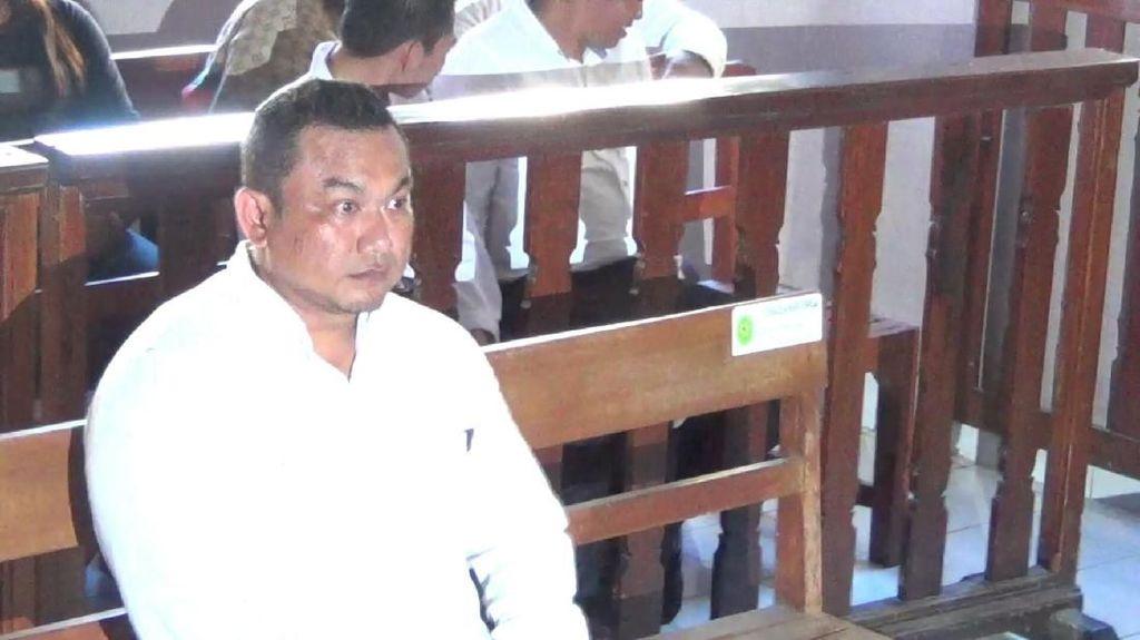 Jadi Bandar Narkoba, Eks Wakil Ketua DPRD Bali Dibui 12 Tahun
