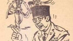 Berkah dan Teror Foto Sukarno