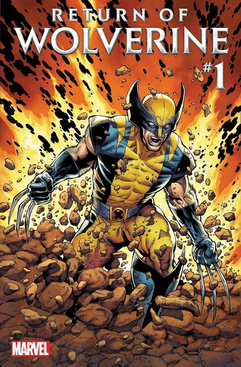 Komik Return of Wolverine Kembali Terbit