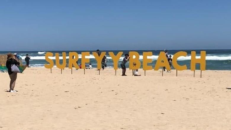 Foto: Surfyy Beach Korean Demilitarized Zone (CNN Travel)