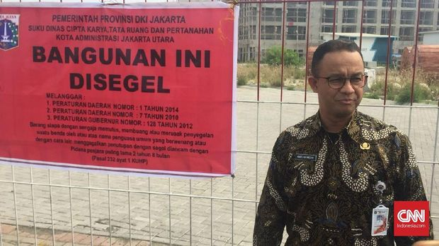 Soal IMB Pulau Reklamasi, DPRD DKI Tak Ditanggapi Kadis PTSP
