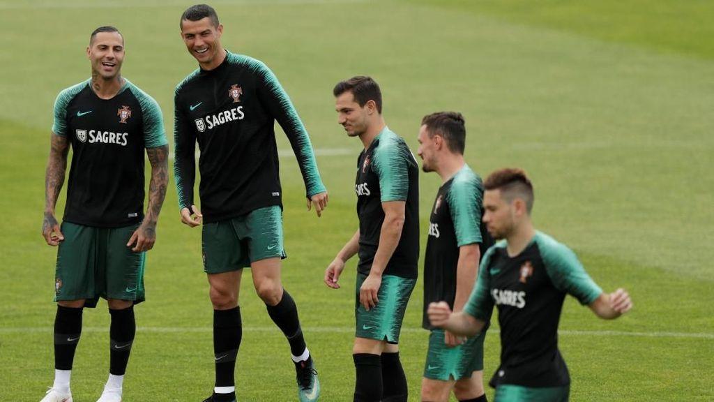 Juara Piala Eropa 2016, Portugal Layak Disebut Favorit di Piala Dunia 2018