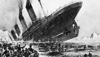 Saat kapal pesiar Titanic belum menabrak gunung es (Getty Images/CNN Travel)