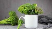 Ini Broccolatte, Minum Kopi Sekaligus Makan Sayuran