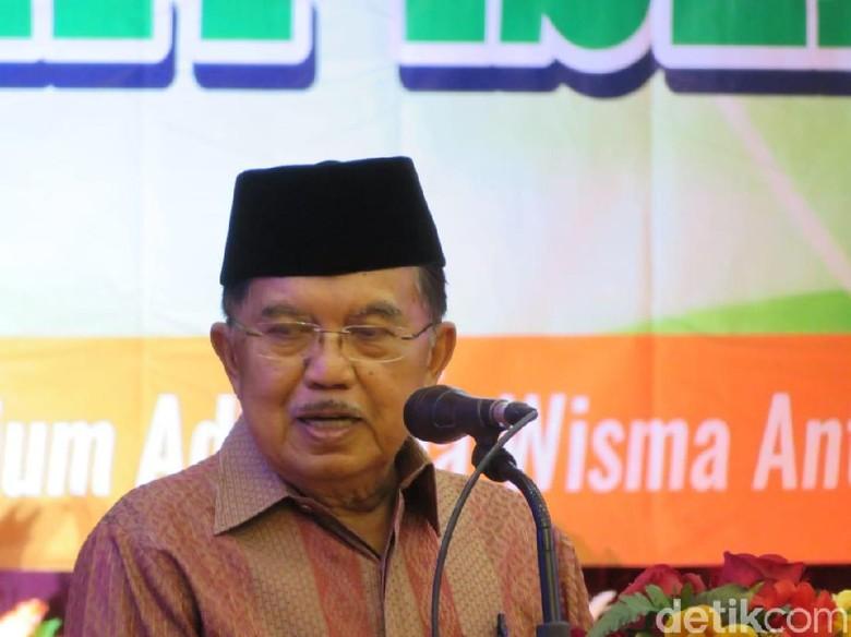 JK Pastikan Indonesia Tetap Aman dan Kondusif di Pemilu 2019