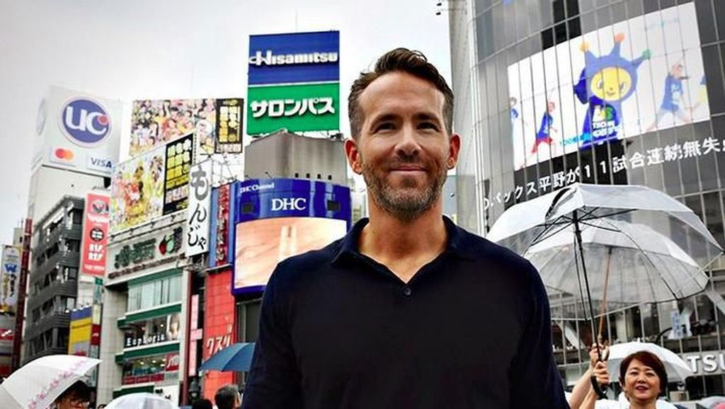 Dulu Deadpool Kini Pikachu, Ini Kata Netizen soal Ryan Reynolds