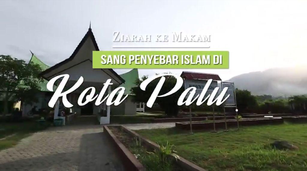 Ziarah ke Makam Sang Penyebar Islam di Palu
