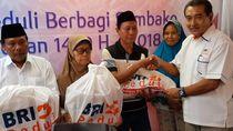 Sambut Lebaran, Bank BRI Bagikan 64 Ribu Paket Sembako Gratis