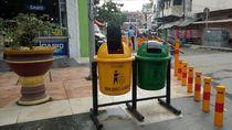 DKI Pakai Tong Sampah dari Jerman, Palembang Pilih Produk Lokal