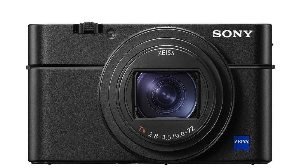 Sony RX100 VI, Kamera Compact Berlensa Sapu Jagat