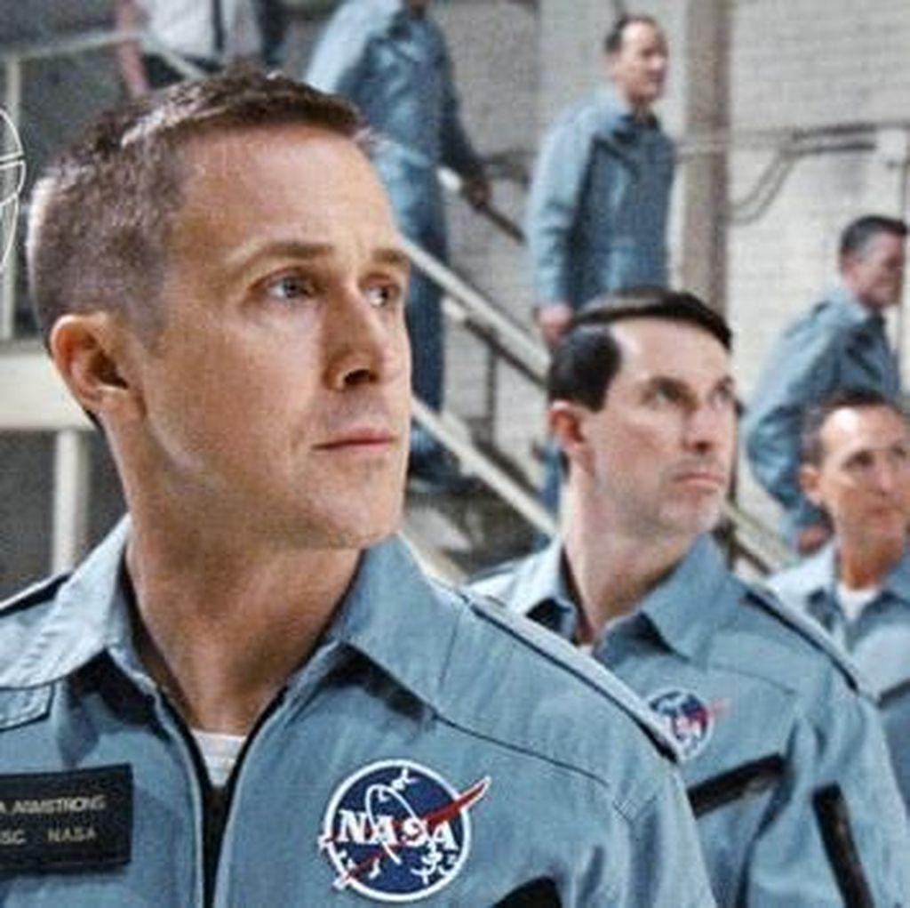 Bagaimana Ryan Gosling Dalami Peran Sebagai Neil Armstrong?