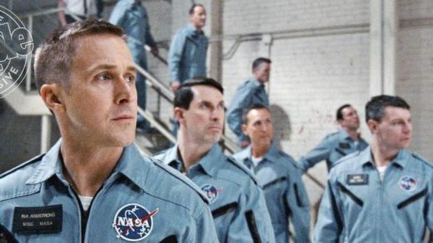 'First Man', Reuni Ryan Gosling dengan Damien Chazelle setelah 'La La Land'