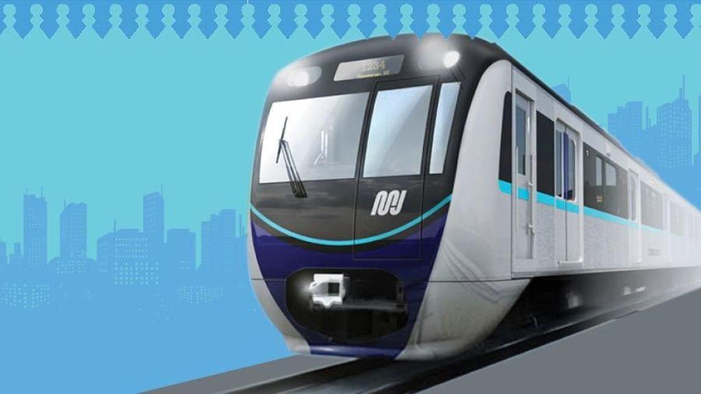 Mengintip Rute MRT Jakarta Fase II yang Mulai Dibangun Desember 2018