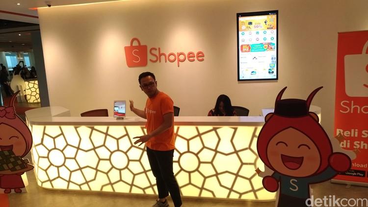 Keliling Markas Baru Shopee Indonesia