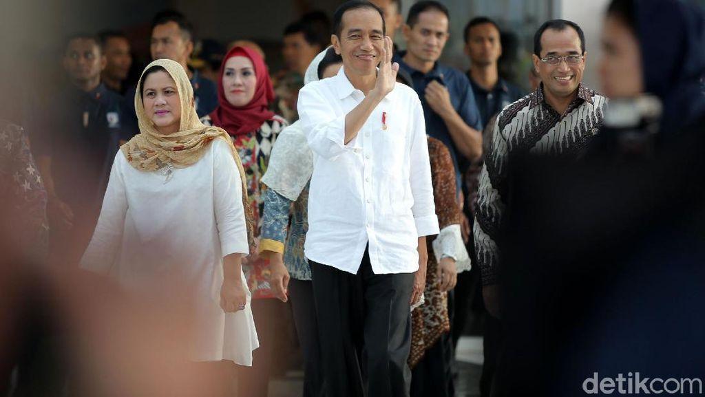 Terminal Bandara Terapung di Semarang yang Bikin Jokowi Kaget