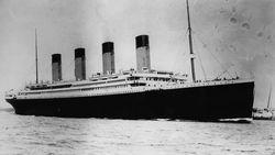 Kapal Titanic Tenggelam Mungkin Gara-gara Aurora Borealis