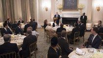 Donald Trump Gelar Buka Puasa Bersama di Gedung Putih