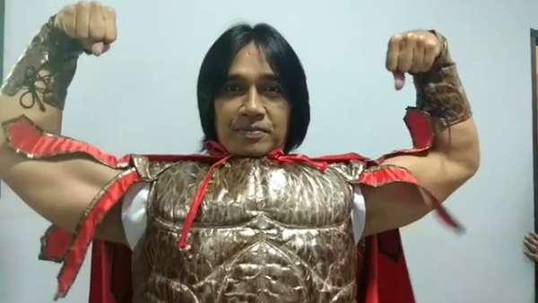 Melihat Kembali Gagahnya Agung Hercules Santoso