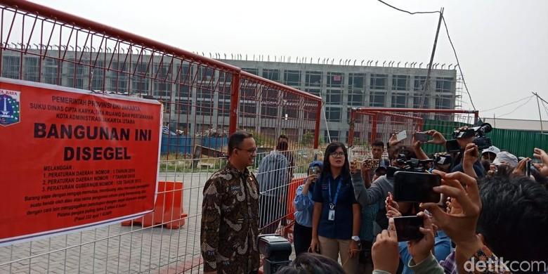 Bukan Cuma Segel Pulau D Reklamasi, Anies akan Tata Pesisir Jakarta